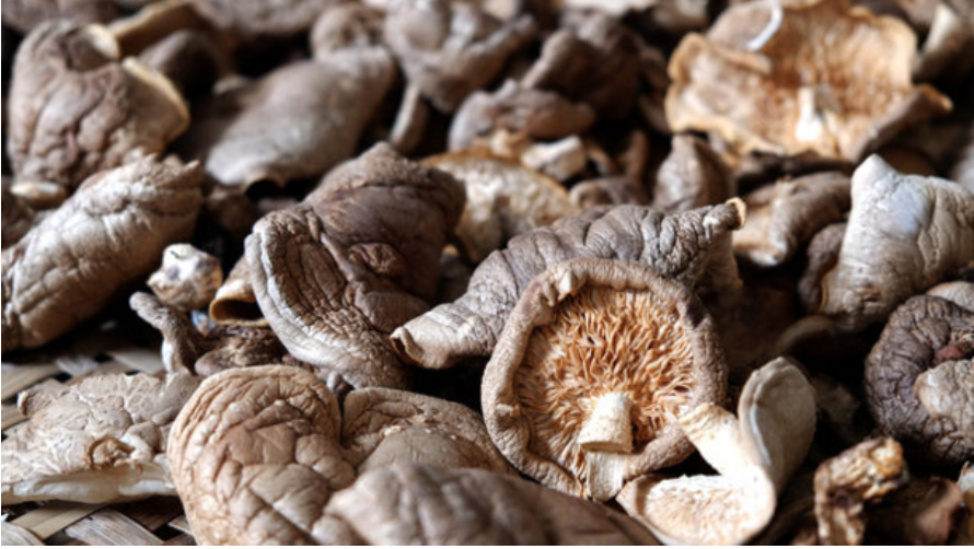 Mushroom Powders Linked To Heart Health Benefits