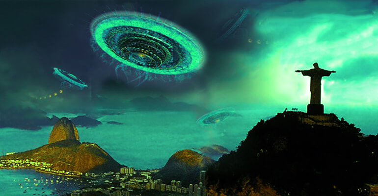 Operation [Flying] Plate—Amplest UFO Investigation in Brazil, Recently Declassified by The Air Force
