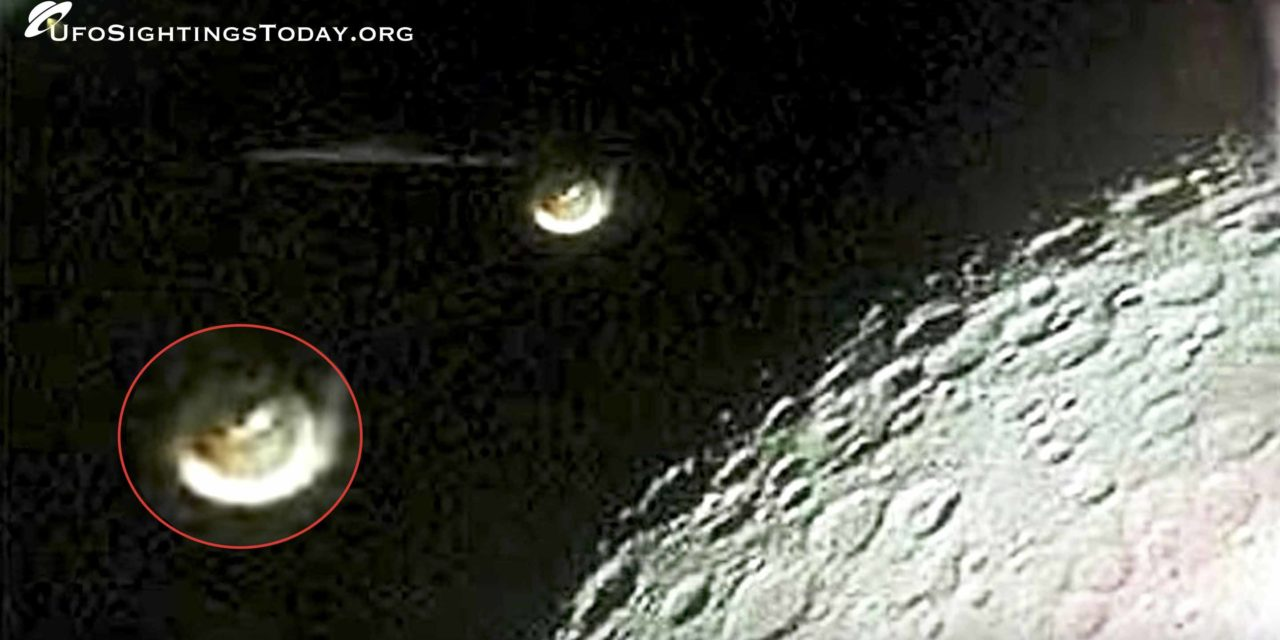 5 famous UFO & alien sightings caught by NASA on the moon