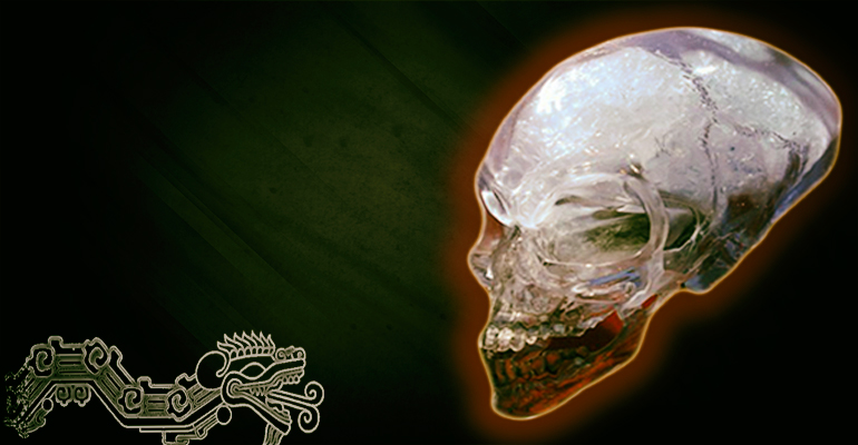 The Mysterious Crystal Skulls of Mesoamerica and Their Otherworldly Connection