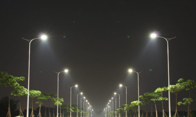 CITES ACROSS THE COUNTRY ARE USING STREET LIGHTS EQUIPPED WITH MICROPHONES AND SURVEILLANCE CAMERAS TO SPY ON EVERYONE