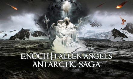 The Riddle Thickens—Evidence Suggests That Fallen Angels From The Book of Enoch Were Confined in Antarctica