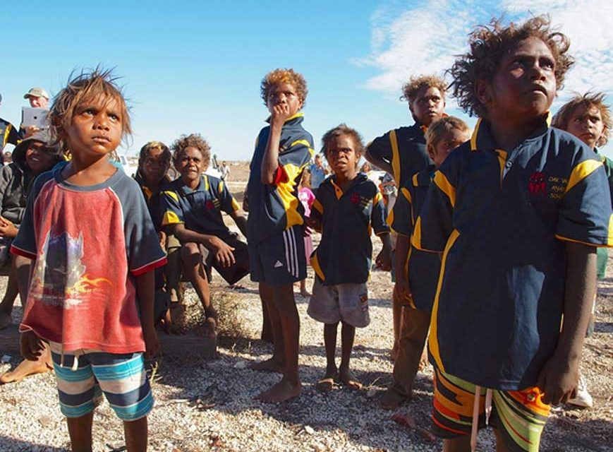 New language discovered in Australia only spoken by 350