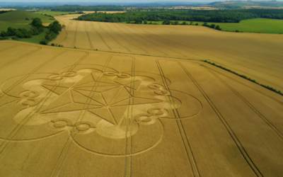 Cley Hill CROPCIRCLE – July 18, 2017 [VIDEO]