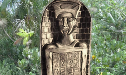 Did Early Transatlantic Explorers Drop This Mysterious Tablet in the Brazilian Jungle?