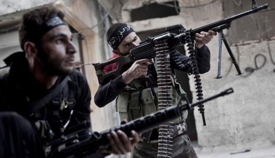 """Donald Trump Ends Covert CIA Program To Arm """"Moderate"""" Syrian Rebels"""