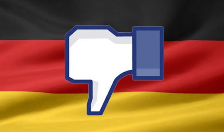 Germany Fine Facebook $56M For Refusing To Block 'Conspiracy Theories'