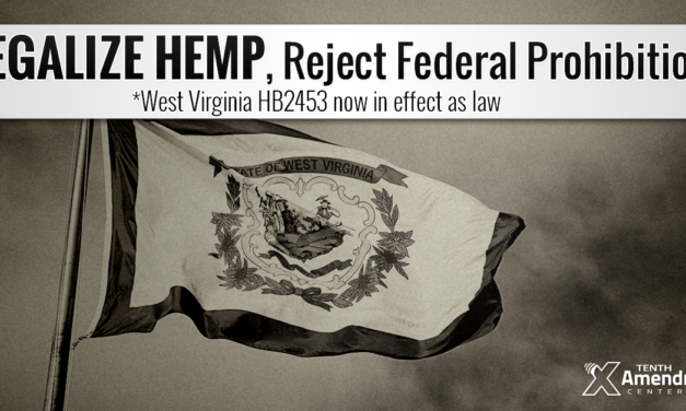 Now in Effect: West Virginia Law Legalizes Commercial Hemp Farming Despite Federal Prohibition