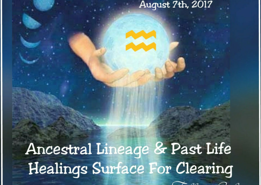 Energy Report Update by Tiffany Stiles~ Ancestral & Past Lifetime Healings