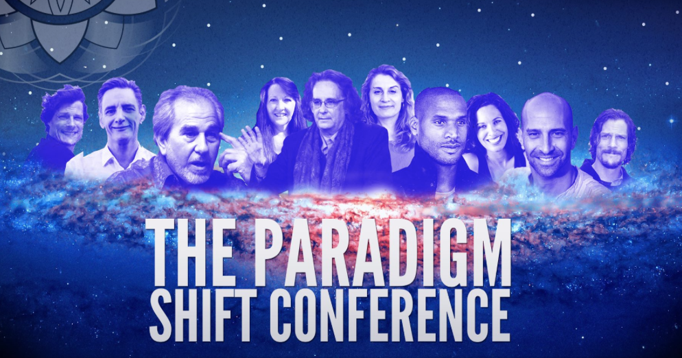 The Paradigm Shift Online Conference –  Tuesday July 18, 2017