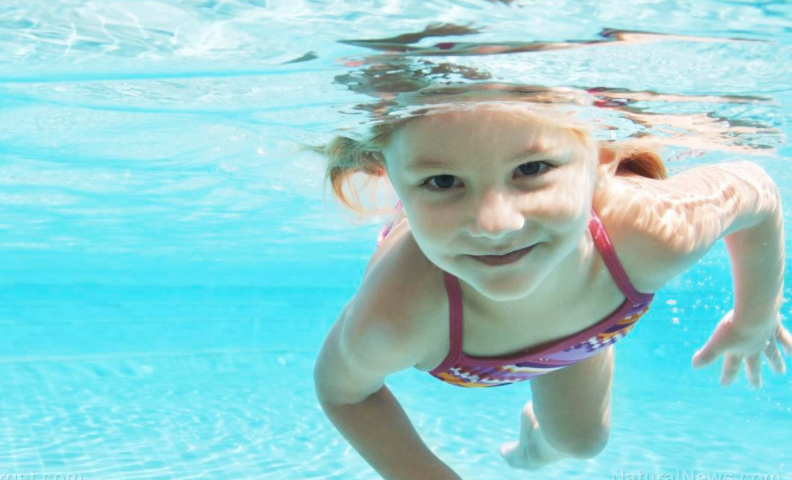Science Shock Chlorine In Swimming Pools Transforms Sunscreen Into Cancer Causing Toxic