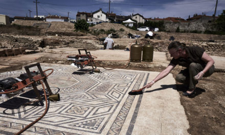 'Little Pompeii': French archaeologists uncover Roman neighborhood dating back to 1st century