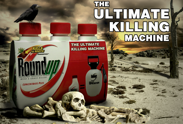 Independent Research Finds Roundup Linked to Over a Dozen Major Health Issues
