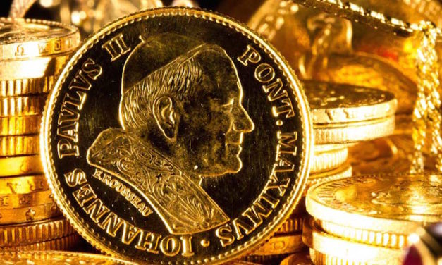 Why Gold Prices Are About to Skyrocket Even Higher