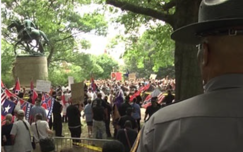 """Charlottesville Police Come Forward: We Were Told to """"STAND DOWN"""" to Ignite Race War"""