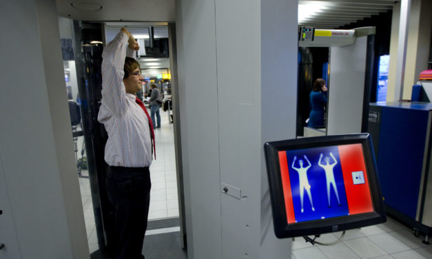 TSA FACIAL BIOMETRIC BODY SCANNERS AND GOVERNMENT WATCHLISTS BEING USED IN TRAIN STATIONS