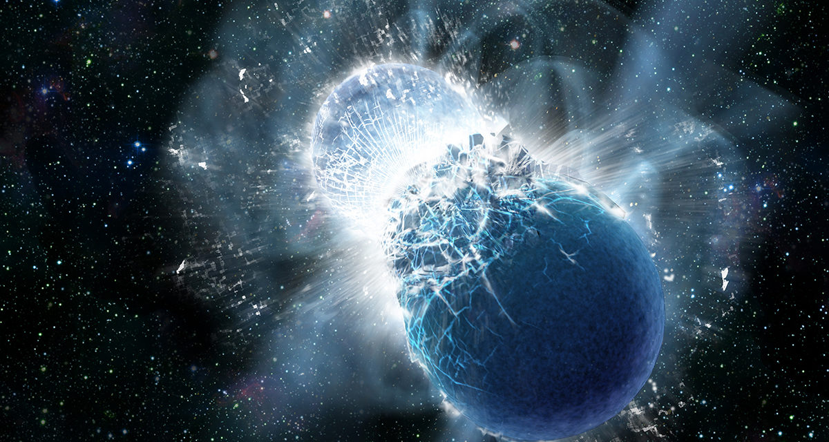 We may have detected a new kind of gravitational wave