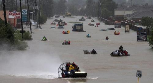 "Houston Mayor Orders Curfew To Prevent Looting, Warns Bridges And Roads Are ""Starting To Fail"""