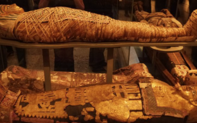 5,000 years ago, the Ancient Egyptians sailed to America and here's the 'evidence'