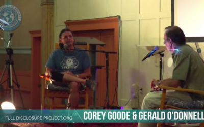 Corey Goode & Gerald O'Donnell – Eclipse of Disclosure [VIDEO]