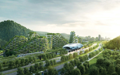 China Is Building 285 Eco-Cities, Here's Why