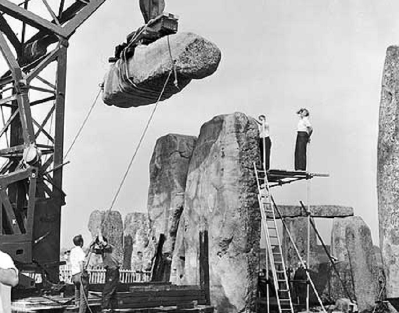 The images of Stonehenge they DON'T want you to see