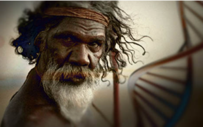 "Australian aborigines carry the DNA of an unknown ""human"" species"