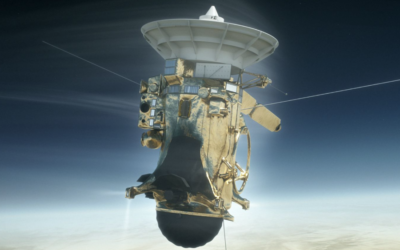 NASA's Cassini spacecraft will meet its fiery end in Saturn's atmosphere on Friday