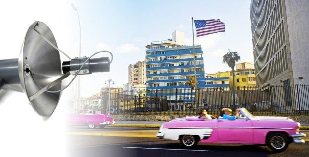 The Strange Case of American Diplomats Getting Sick in Cuba (Acoustic Attacks?)