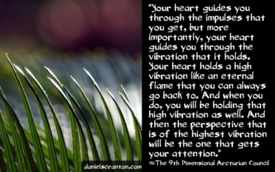 Your Heart's Perspective ∞The 9th Dimensional Arcturian Council