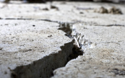 """Incredible footage captures the ground """"Breathing"""" in Mexico after the earthquake"""