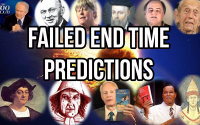 A Brief History Of FAILED End Time Predictions