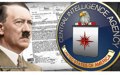 Declassified CIA Docs Reveal Hitler Survived WW2, With Picture to Prove it