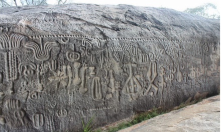 "Written in Stone: The Inga Stone—an ancient monument depicting a rare ""Star Map"""