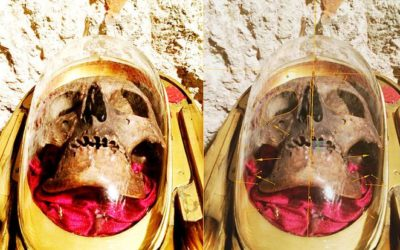 Possible Skull of Mary Magdalene Forensically Reconstructed