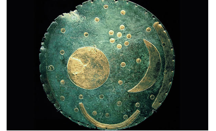 The Secrets of the Nebra Sky Disc (Home Planet of the Ancient Gods)