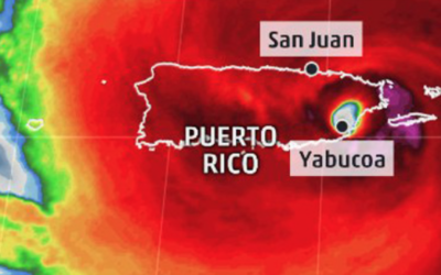 """Puerto Rico DIRECT HIT by Hurricane Maria… interview with Dane Wigington reveals """"weather weaponization"""" may be the culprit"""