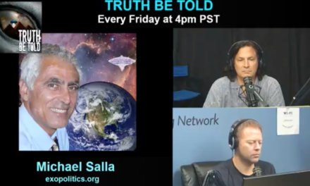 Radio Interview with Dr. Michael Salla: Alien and Ancient City Discovered underneath Antarctica [VIDEO]