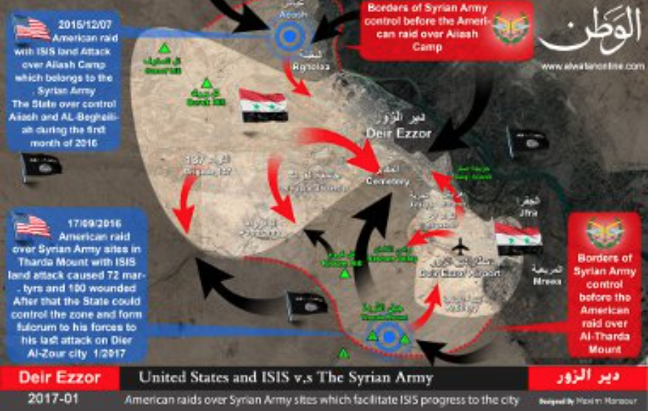 Syria Summary – A New Clash Looms in Syria's East