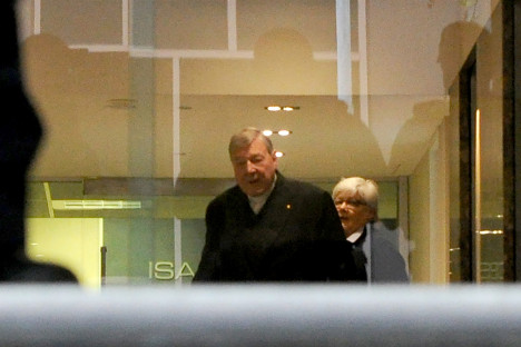 Up to 50 witnesses for Vatican finance chief Cardinal Pell sex abuse hearing