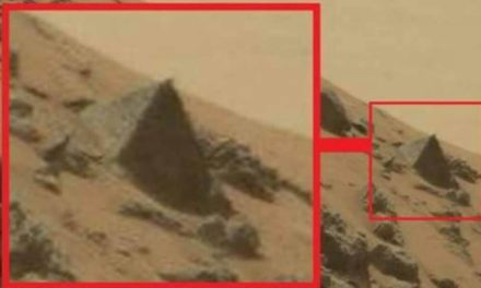 "The massive cover-up of ""Alien civilizations"" on Mars"