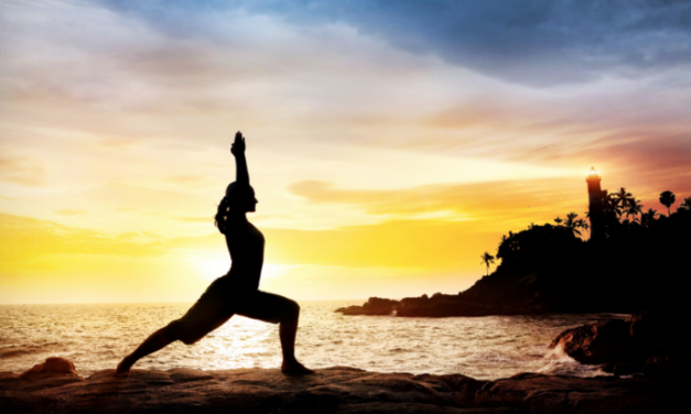 The Breathing Wave: Yoga as Energy Medicine