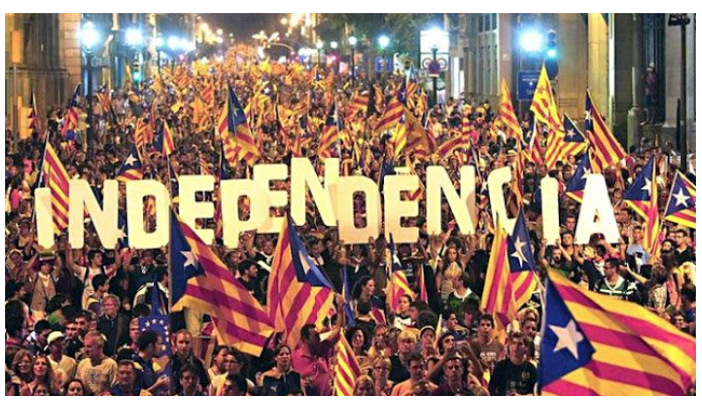 Catalan Independence: Out of Madrid's Frying Pan, Into the NATO Fire?