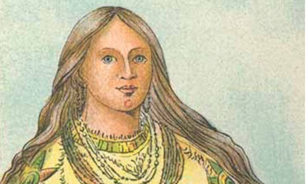 The Mysterious Tribe of Blue-Eyed Native Americans
