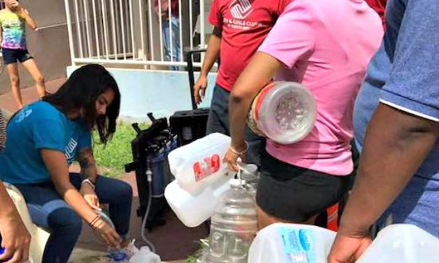 Clean Water For Puerto Rico! Thanks To Solar-Powered Filtration