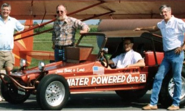Water-Powered Car Inventor Dies in A Restaurant Screaming 'They Poisoned Me'