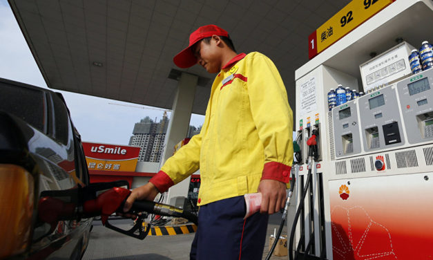 Biodiesel Made From Waste Oil Makes Debut in China's Market