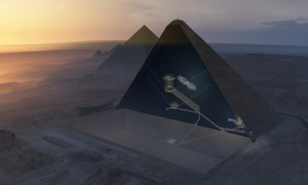 Archaeologists discover mysterious void deep within Great Pyramid of Giza