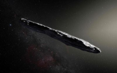 Mysterious object confirmed to be from another solar system