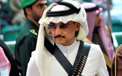 American mercenaries are torturing' Saudi elite rounded up by new crown prince – and billionaire Prince Alwaleed was hung upside down 'just to send a message'